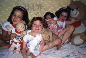 Growing up in the 1980s: all about the Cabbage Patch dolls and Care Bears.